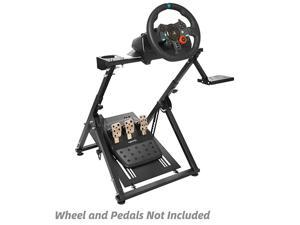 Wheel Stand Pro quotXquot FRAME Racing Simulator Steering Wheel Stand for G29 G920 T300RS T150 Wheel Pedals NOT Included Racing Wheel Stand