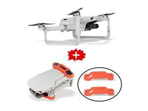 Pack Upgraded Landing Gear Extensions Handheld Stand + Propeller Clip Stabilizer Guard Holder for DJI Mavic Mini Drone Mavic Mini Leg Extended Support Transport Propeller Protector Accessories
