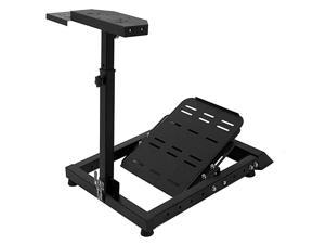 Sim Racing Wheel Stand PRO Edition Racing Simulator for Lgitech G25 G27 G29 G920 Racing Wheel Stand Thrustmaster Fanatec Wheel and Pedals Not Included