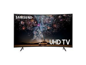 UN55RU7300FXZA Curved 55Inch 4K UHD 7 Series Ultra HD Smart TV with HDR and Alexa Compatibility 2019 Model