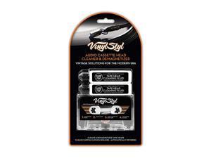 Audio Cassette Head Cleaner amp Demagnetizer