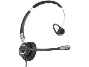 2400 II QD Mono NC Wired Headset Black