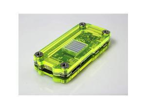 Zero for Raspberry Pi Zero Zero Wireless Laser Lime w Heatsinks
