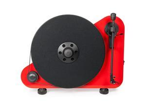 VT-E BT R (red) Wireless Turntable, Red (high Gloss)
