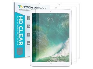AntiGlareAntiFingerprint Film Screen Protector for Apple iPad Pro 129inch 2015 and 2017 2Pack