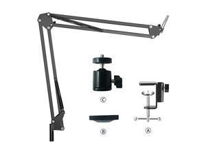 Webcam StandWebcam Clamp Mount Suspension Scissor Tripod Stand Holder Camera arm for Webcam W8 W5 C922 C930e C930 C920 C615