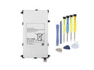 T4800E Tablet Battery for Samsung Galaxy Tab Pro 84 SMT320WiFi SMT3213G WiFi SMT3253G 4GLTE WiFi Series T4800C T4800K 4800mAh 1824Wh 38V