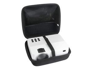 Hard Travel Case for DBPOWER L21 LCD Video Projector Supported Full HD Mini Movie Projector