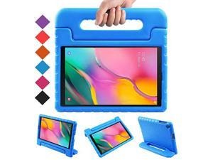 Kids Case for Samsung Galaxy Tab A 101 2019 SMT510T515 Shockproof Light Weight Protective Handle Stand Kids Case for Galaxy Tab A 101 Inch 2019 Release SMT510T515 Blue
