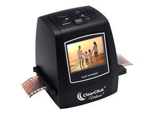 22MP Virtuoso Film Slide Scanner with PhotoPad Software 8 GB Memory Card Convert 35mm 110 126 Super 8 Film to Digital