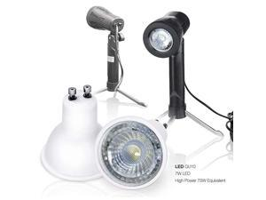Photography Continuous LED Portable Light Lamp with Table Top Studio with Color Filters for Photography Photo Studio 2 sets AGG1501