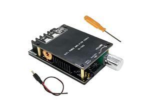 HiFi TPA3116 Bluetooth 50 High Power Digital Amplifier Stereo Board 100WX2 Home Theater