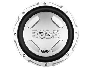 CX122 1400 Watt Car Subwoofer 12 Inch Single 4 Ohm Voice Coil 12 inch subwoofer Box Ready