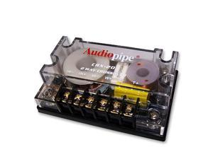 CRX203 2Way 4Ohm Car Audio Passive Crossover Networks CRX203