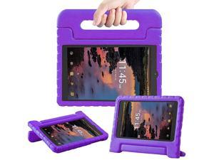 Case for Alcatel Joy Tab 8 Alcatel 3T A30 8 Tablet Light Weight Shock Proof Convertible Handle Stand Kids Case for Alcatel Joy Tab 2019 Alcatel 3T 2018 Alcatel A30 2017 8inch Purple