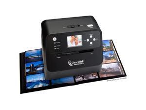 14 MP QuickConvert 20 Photo Slide and Negative Scanner Scan 4x6 Photos 35mm 110 126 Film