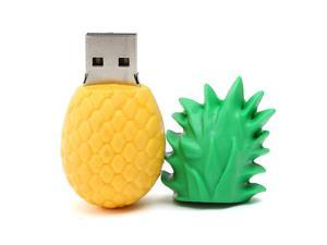 Pendrive 16GB Fruit Pineapple USB Flash Drive Memory Thumb Stick
