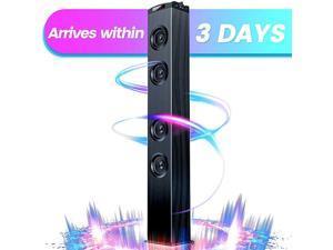 Floor Standing Bluetooth Tower Speaker Floor Speakers for Home Stero System Floor Standing Speakers Home Theater  Bluetooth Tower Speakers with Bass