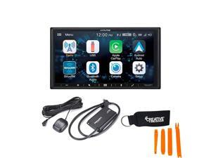iLXW650 Compatible with CarPlay Android Auto Includes SXV300V1 Sirius XM Tuner