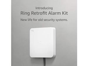 Introducing  Retrofit Alarm Kit existing wired security system and  Alarm required professional installation recommended