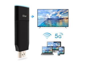 2 Universal Wireless Display Receiver Dual Core Dual Decoder 24G5G Concurrent APRouter P2P Connection iOSAndroidmacOSWindows Support MiracastDLNAAirplay Support OTA Updates