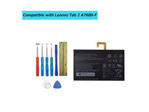 L14D2P31 Replacement Battery Compatible with Lenovo Tab 2 A7600F A1070F Tab2 A1070 A1070L Tablet with Toolkit