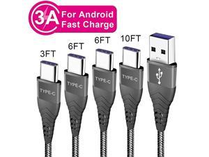 C Charger Cord 36610 FT for LG Wing Velvet 5GG7 G8 V50 V60 ThinqStylo 6Q70Q7Samsung S20 Fe Plus Ultra A11Fast Charge Charging Power Cable
