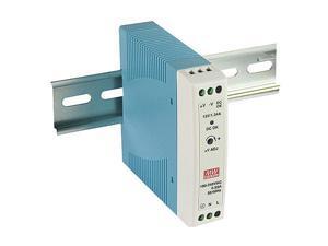 MDR-20-5 AC to DC DIN-Rail Power Supply 5V 3 Amp 15W