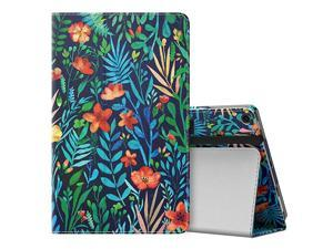 Case Fits AllNew  Fire HD 10 Tablet 7th Generation and 9th Generation 2017 and 2019 Release Slim Folding Stand Cover with Auto WakeSleep for Fire HD 101 Jungle Night