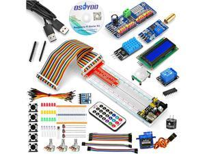 Raspberry Pi 4 3B 3B+ Zero W Starter DIY Kit for beginners Teenages   STEM Robotic Education for Building Programming Learning How to code C amp Python   Bundle Include 15 Kinds Electronics Units