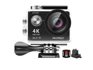 EK7000 4K WiFi Sports Action Camera Ultra HD Waterproof DV Camcorder 12MP 170 Degree Wide Angle