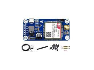 SIM7070G NBIoTCatMGPRS HAT for Raspberry Pi with GNSS Positioning Support Global Band