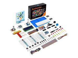 Super Starter Learning Kit V30 for Raspberry Pi 4 Model B 3B+ 3B 2B B+ A+ Zero Including 123Page Instructions Book for Beginners