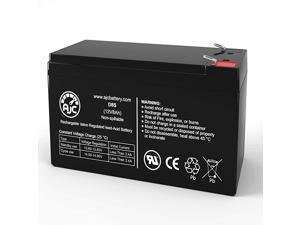 APC Back-UPS ES 550 8 Outlet 550VA 12V 8Ah UPS Battery - This is an  Brand Replacement