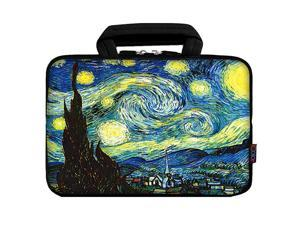 10 Laptop Sleeve Carrying Case 101 102 97 8 Tablet eBook Computer PC Readers Top Handle Bag Protection Cover Holder