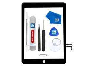 Digitizer Compatible with iPad 5 2017 Black 97 Inch Touchscreen Display Glass Assembly Incl Tool kit