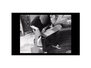 Skateboard Griptape Roll 10Inch x 60Feet Black
