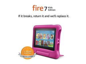 7 Kids Edition Tablet 7 Display 16 GB Pink KidProof Case