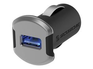 USBC121MSG Revolt Universal Compact Single Port USB Mobile Charger Space Grey