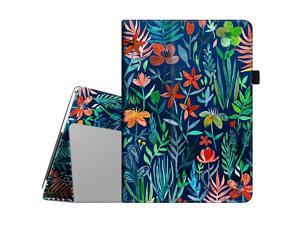 Case for Dragon Touch 10 inch K10 Notepad K10 Max10 Tablet Premium PU Leather Stand Cover Compatible Lectrus 101 Victbing 10 Hoozo 10 Winsing 10 ZONKO 101 Tablet Jungle Night