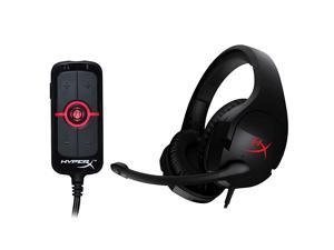 Cloud Stinger - Gaming Headset and  Amp USB Sound Card - Virtual 7.1 Surround Sound