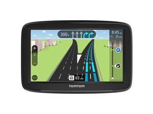 Via 1525M 5Inch GPS Navigation Device with Free Lifetime Maps of North America Advanced Lane Guidance and Spoken TurnByTurn Directions