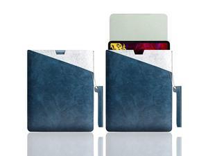 Slim Sleeve iPad Pro Protective Bag Dual Pocket Carrier for 11 inch iPad Pro 20182020 11 iPad Pro Darkblue