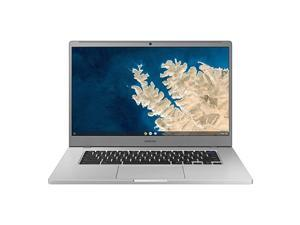 XE350XBAK01US Chromebook 4 + Chrome OS 156 Full HD Intel Celeron Processor N4000 4GB RAM 32Gb Emmc Gigabit WiFi Silver