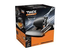TWCS Throttle Controller for PC Black