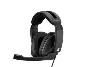 Sennheiser GSP 302 Gaming Headset with NoiseCancelling Mic FliptoMute Comfortable Memory Foam Ear Pads Headphones for PC Mac Xbox One PS4 Nintendo Switch and Smartphone compatible