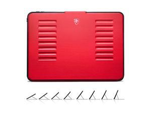 20202019 Muse Case for iPad 7th 8th Gen 102 Inch Protective Thin Magnetic Stand SleepWake Cover Red Fits Model s A2197 A2198 A2200 ?A2270? ?A2428 ?A2429 A2430?