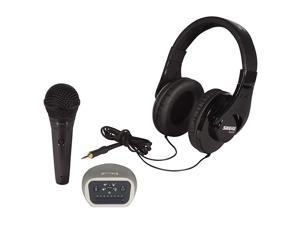 Digital Recording Kit with PGA58 Microphone SRH240A Headphones and MVi Audio Interface