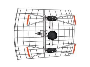 Element Bowtie IndoorOutdoor HDTV Antenna 45 Mile Range
