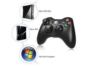 Xbox 360 Wireless Controller 24GHz Xbox 360 Gamepad Joystick Wireless Controller for Xbox 360 Console and PC Windows 7810